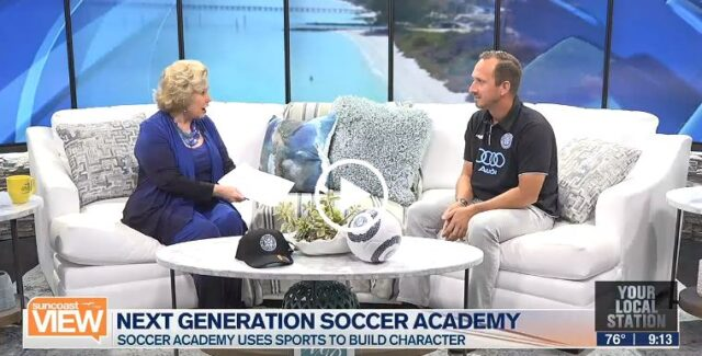 ABC 7 Sunocast View Interview with Owner/Sporting Director Adam DeClerico